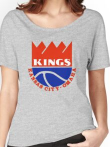 DEFUNCT - KANSAS CITY KINGS Women's Relaxed Fit T-Shirt