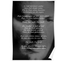 Luc de Vos leeft Poster
