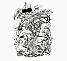 Sea World by benocsart Unisex T-Shirt