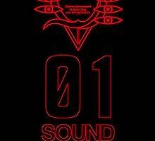 SEELE Red 01 Keel Lorenz Logo Evangelion Graphic by regus