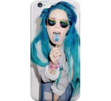 Lollipop Halsey iPhone Case/Skin