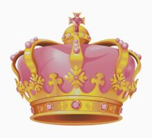 Crown emoji Kids Tee