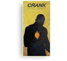 Adrenaline Junkie Canvas Print