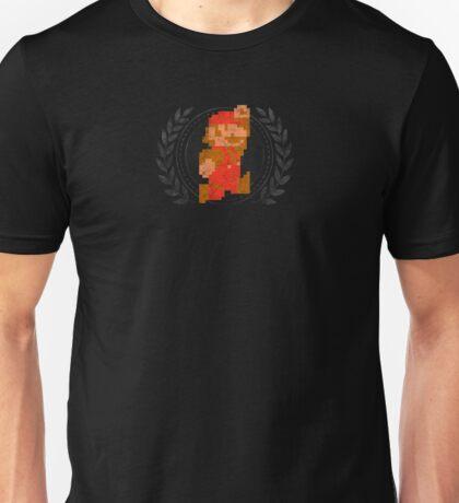 Super Mario - Sprite Badge 2 Unisex T-Shirt