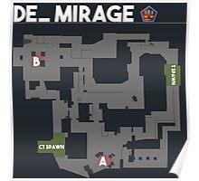 de_Mirage Poster