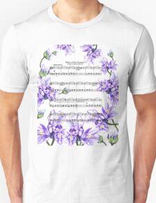 Waltz Of The Flowers Purple Dance T-Shirt