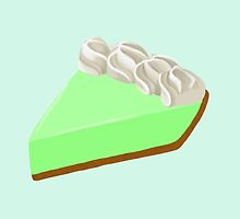 Piece of Key Lime Pie by HGraceful