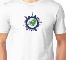 Travel list Unisex T-Shirt