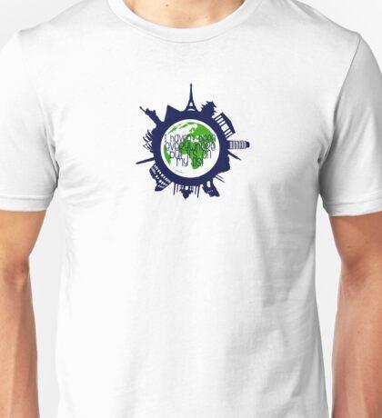 Travel list Unisex T-Shirt