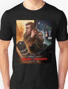 EL P Killer Mike Run The Jewels Harrison Blade Runner Unisex T-Shirt