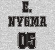 Edward Nygma Jersey One Piece - Long Sleeve