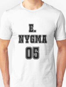Edward Nygma Jersey Unisex T-Shirt