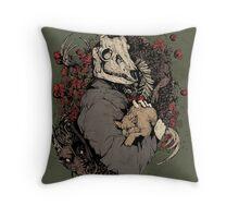 The Dragon's Daughter  Throw Pillow