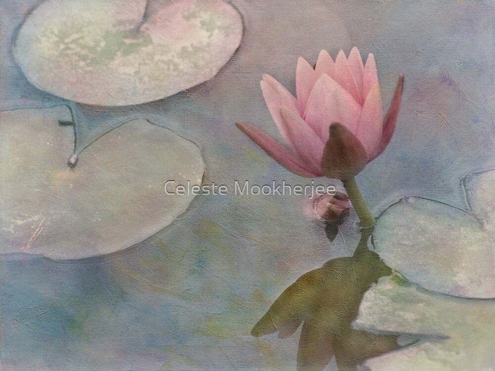 Ode to Claude Monet by Celeste Mookherjee