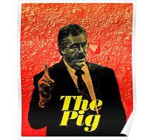 Ken Kratz - The Pig Poster