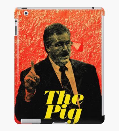 Ken Kratz - The Pig iPad Case/Skin