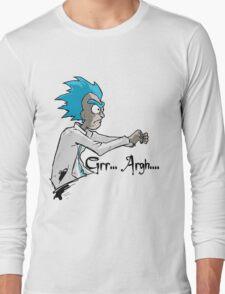RICK n MORTY Long Sleeve T-Shirt