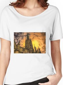 St. James Cathedral 2 Women's Relaxed Fit T-Shirt
