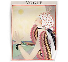 Vogue July 1922 Poster