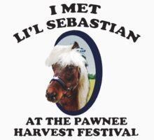 I Met Lil' Sebastian by Emmycap