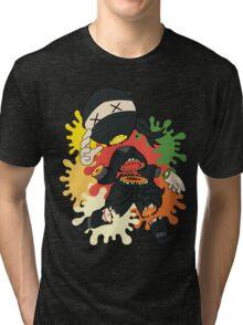 """Fruit Ninja"" Tri-blend T-Shirt"