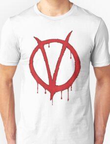 V for Vendetta Tee Unisex T-Shirt