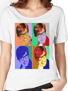 Austin Powers Tee Women's Relaxed Fit T-Shirt