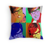Austin Powers Poster Throw Pillow