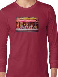 Little Italy Restaurant Long Sleeve T-Shirt