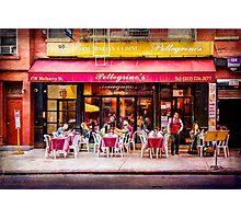 Little Italy Restaurant Photographic Print