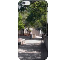 Business Area Park iPhone Case/Skin
