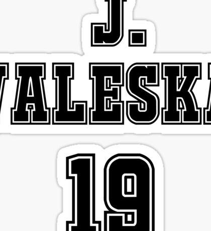 Jerome Valeska Jersey Sticker