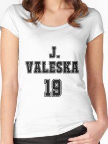 Jerome Valeska Jersey Women's Fitted Scoop T-Shirt