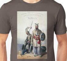 Vintage Dourraunnee Chieftains in Full Armour Unisex T-Shirt