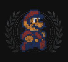 Super Mario - Sprite Badge 3 by garudoh