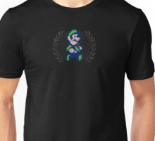 Luigi - Sprite Badge Unisex T-Shirt