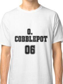 Oswald Cobblepot Jersey Classic T-Shirt