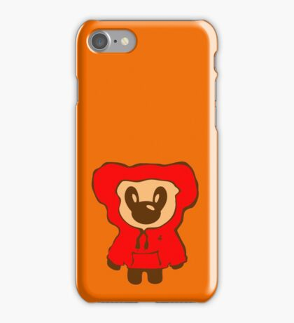 Keinage - Lil Bear (Hoody) iPhone Case/Skin