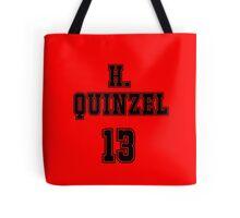 Harleen Quinzel Jersey Tote Bag