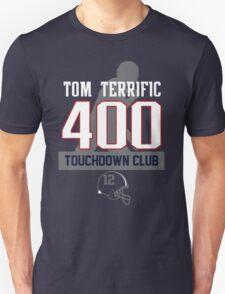 400 Touchdown Club - TB12 Unisex T-Shirt