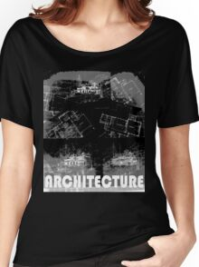Architecture 2 Women's Relaxed Fit T-Shirt