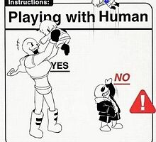 Playing With Human by bigmoist