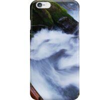 Wild Forest Stream in Motion iPhone Case/Skin