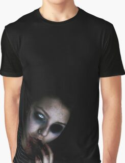 Dead girl Graphic T-Shirt
