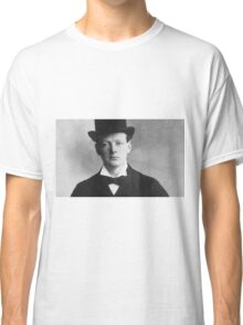Historical Hipsters - Winston Churchill Classic T-Shirt