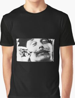 Historical Hipsters - HG Wells Graphic T-Shirt