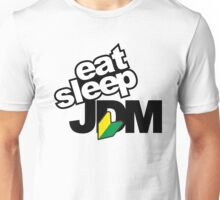 EAT SLEEP JDM HONDA RACING CIVIC Unisex T-Shirt