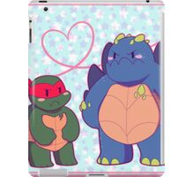 Angry Tots iPad Case/Skin