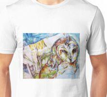 Hoo-hoo Unisex T-Shirt