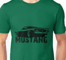 Ford Mustang - Rear Unisex T-Shirt